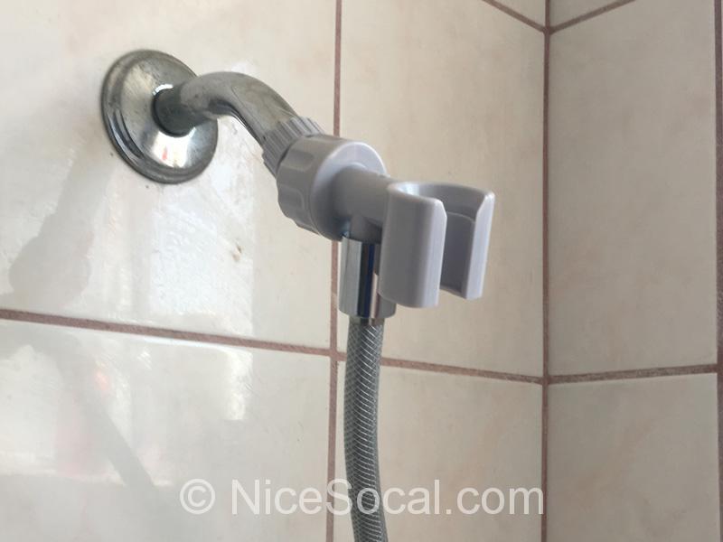 シャワーベースユニット取り付け