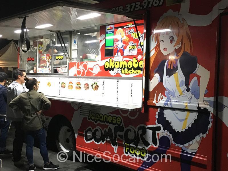 フードトラック@OC Japan Fair
