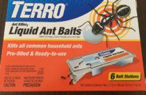 terro-bait 蟻の駆除グッズ