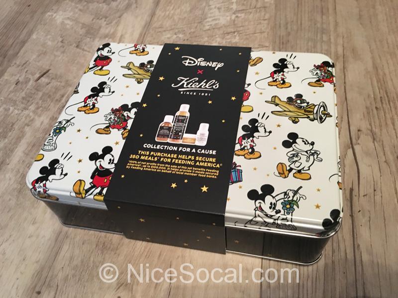 ディズニーコラボの箱