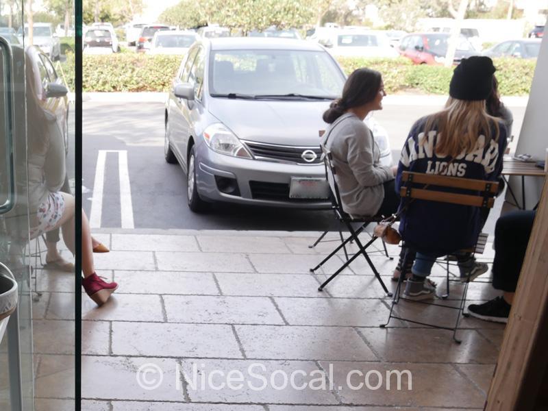 NEAT COFFEEの座席