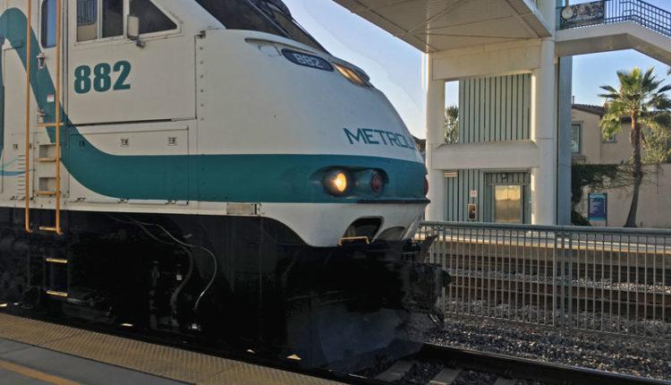 メトロの駅・電車