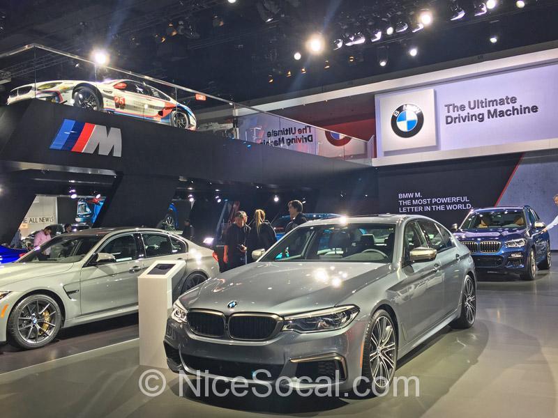 BMWブース