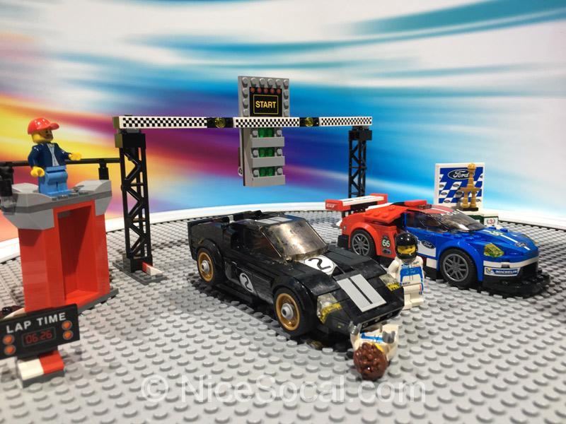 レゴ・フォードブース