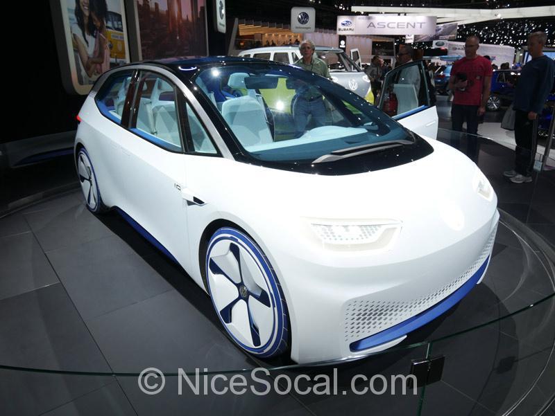VWのコンセプトカー