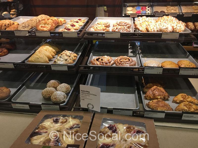 paneraの菓子パン