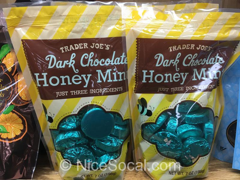 honey mint choco