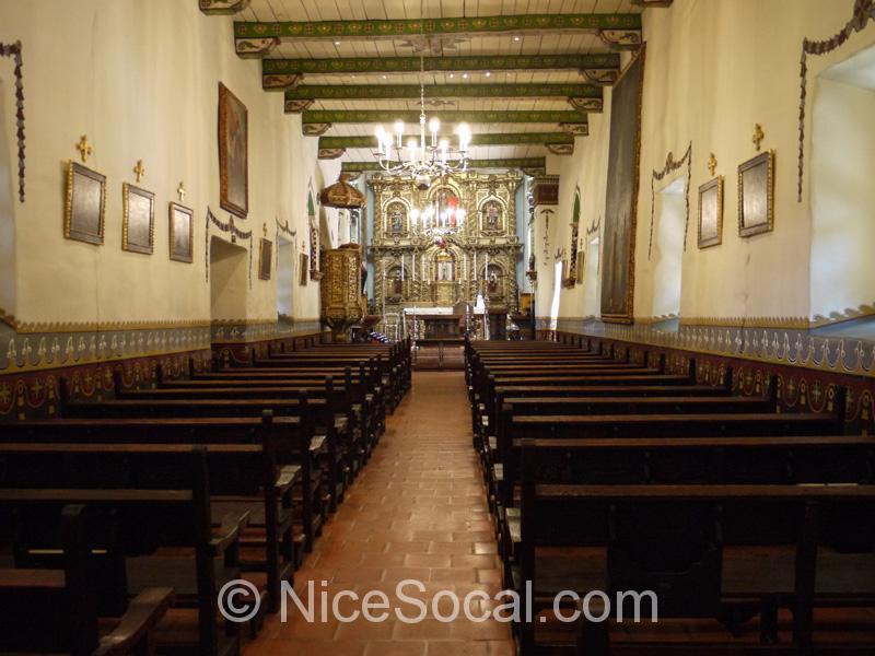 サンホアンキャピストラーノ教会