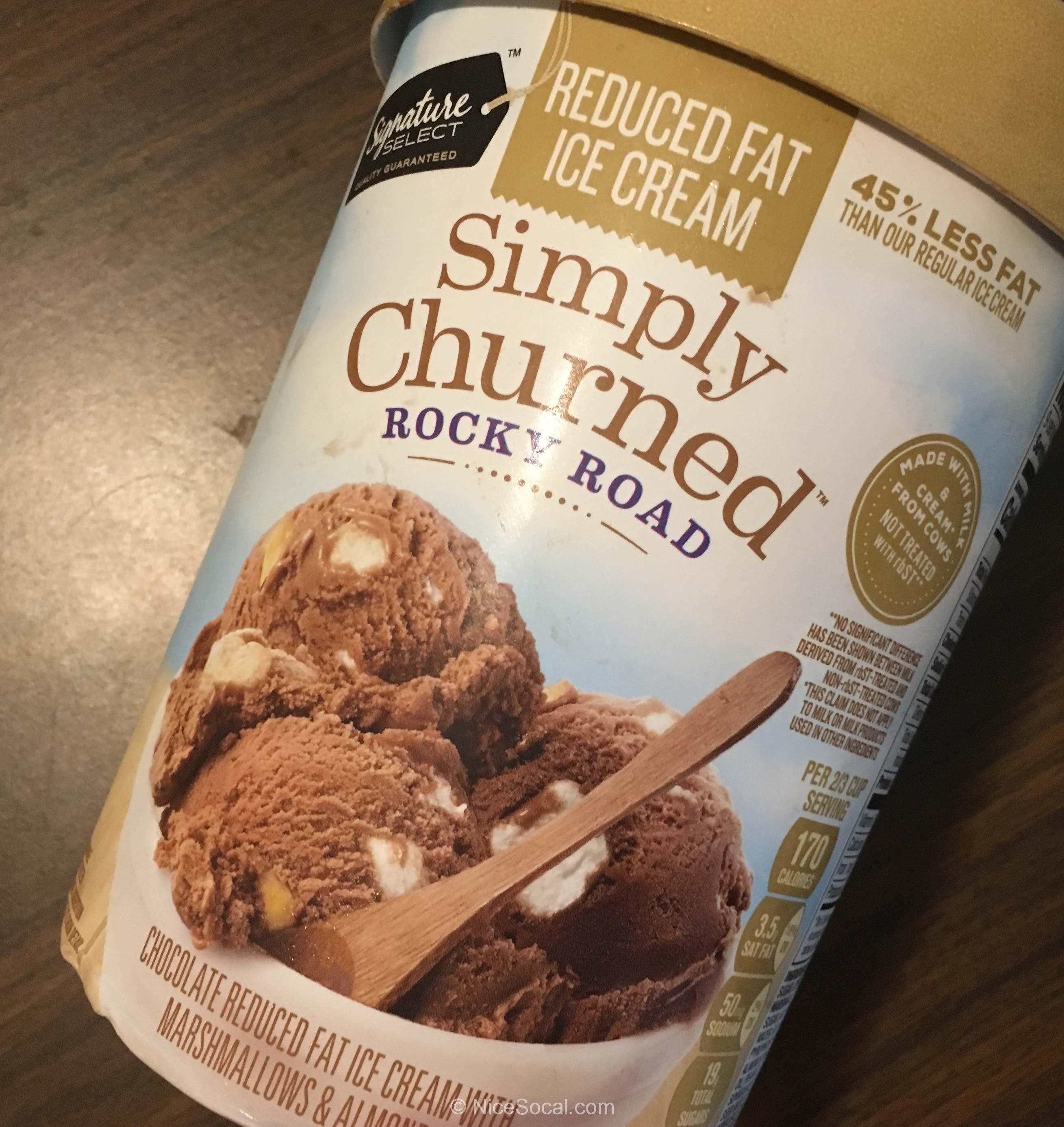 simply churned