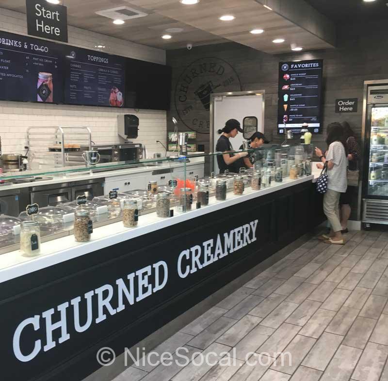 churnned creamery