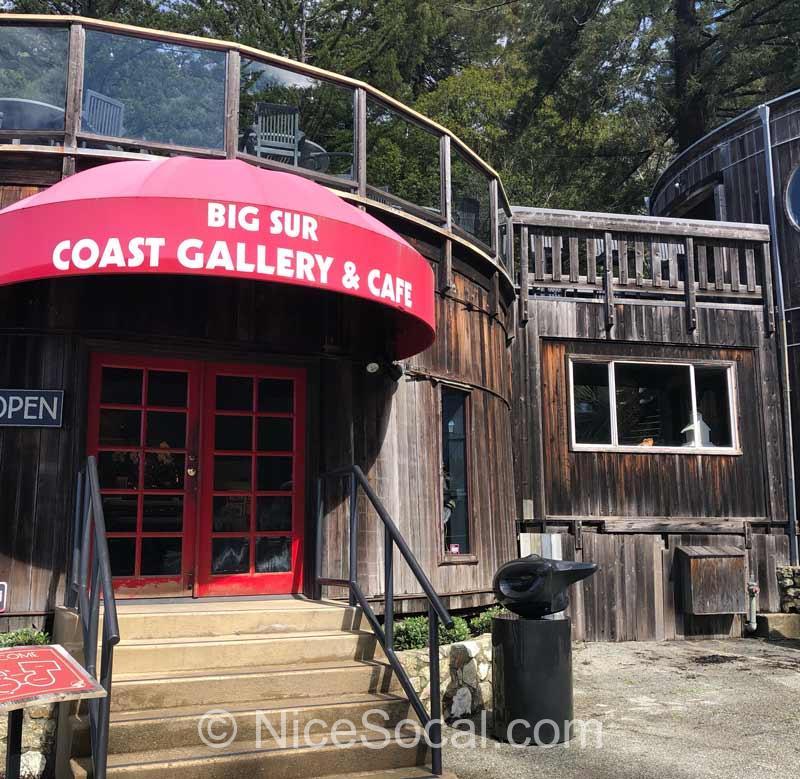 big sur coast highway cafe
