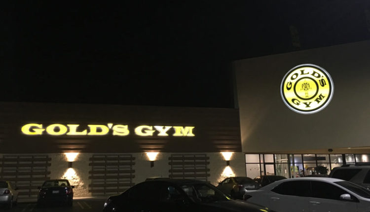 golds gym anaheim