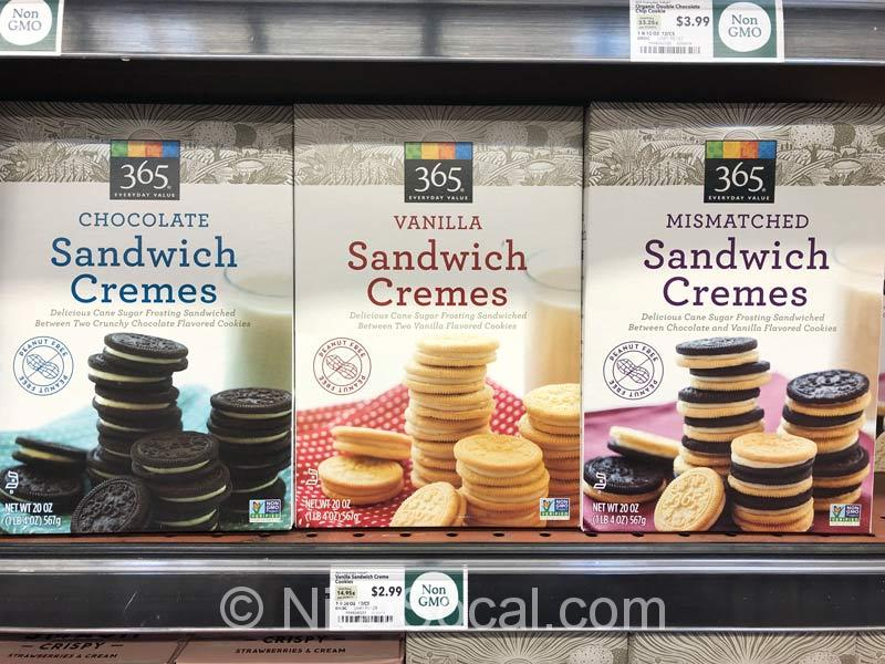 Sandwich Creme