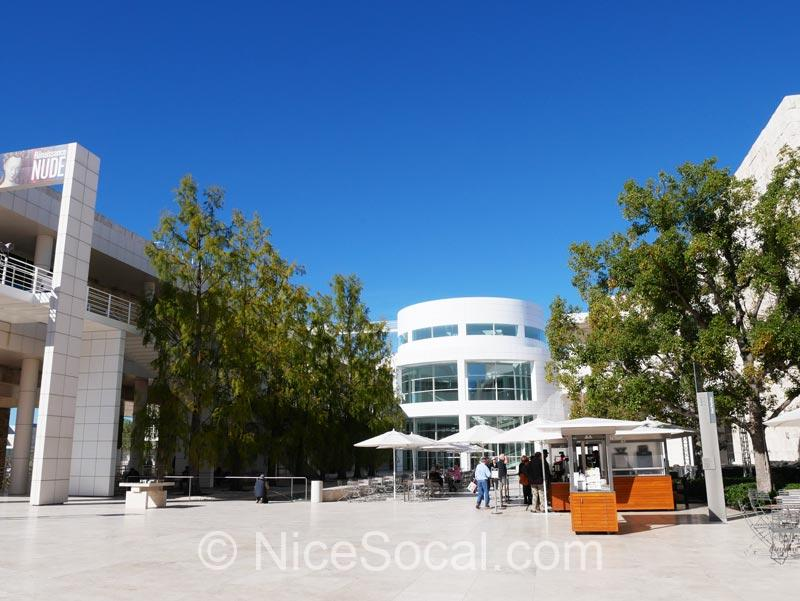 getty center building