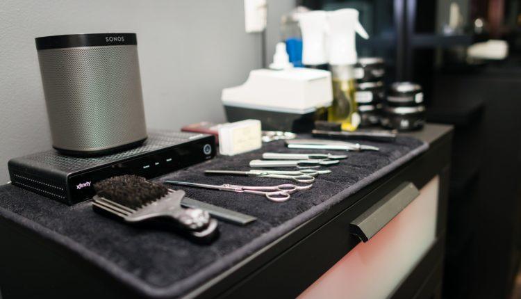 hair salon in the US
