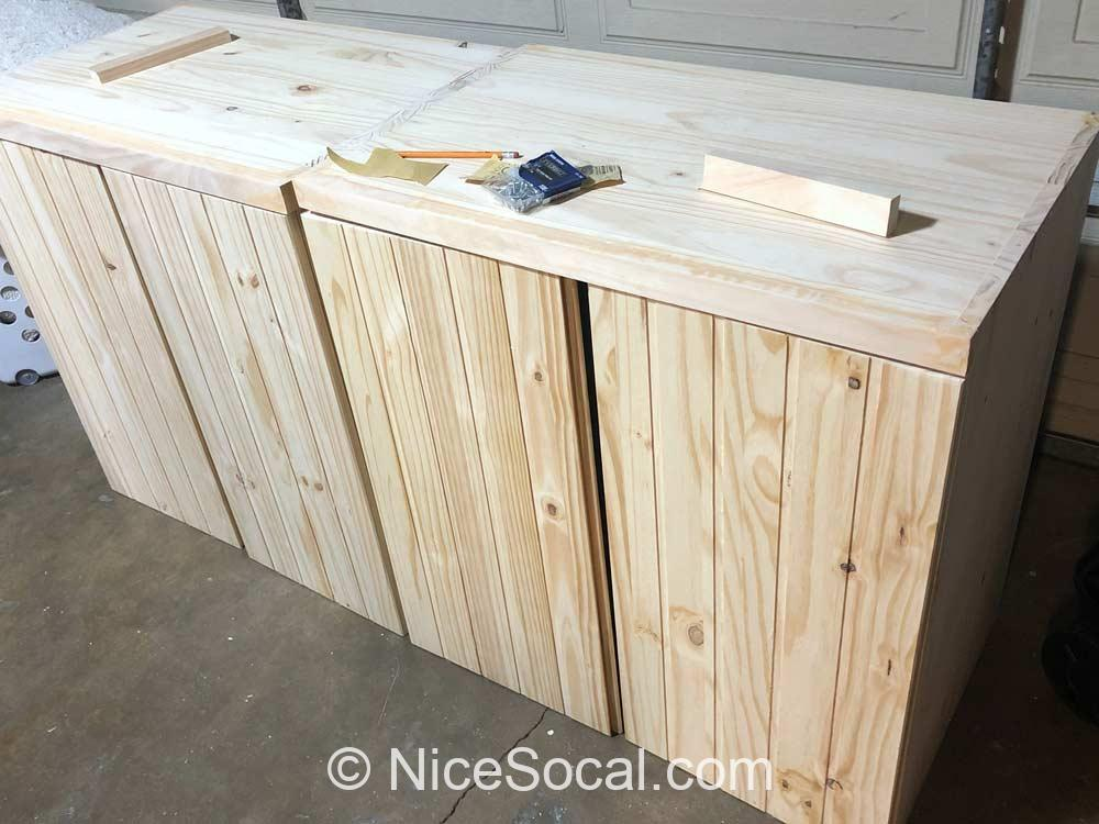 custom ivar cabinet