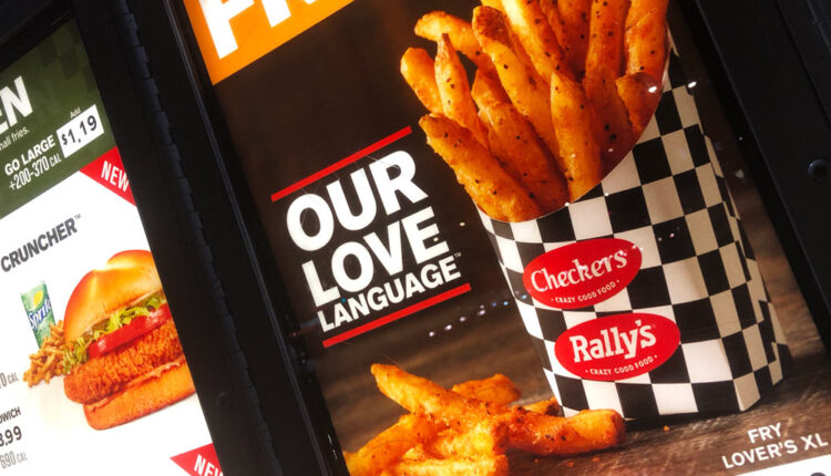 checkers rally's fries
