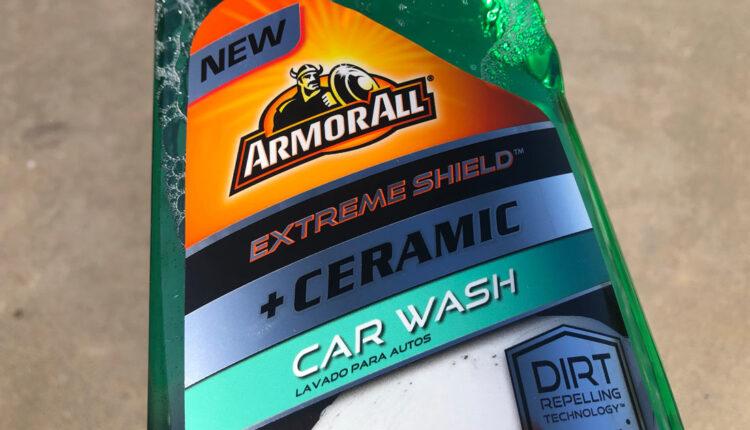 amorall ceramic car wash