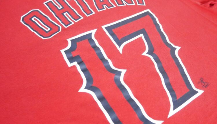 ohtani shirts
