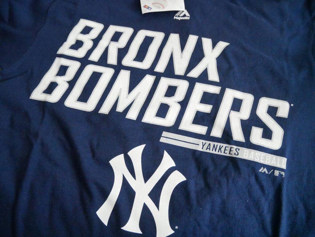 jeter bronx bombers